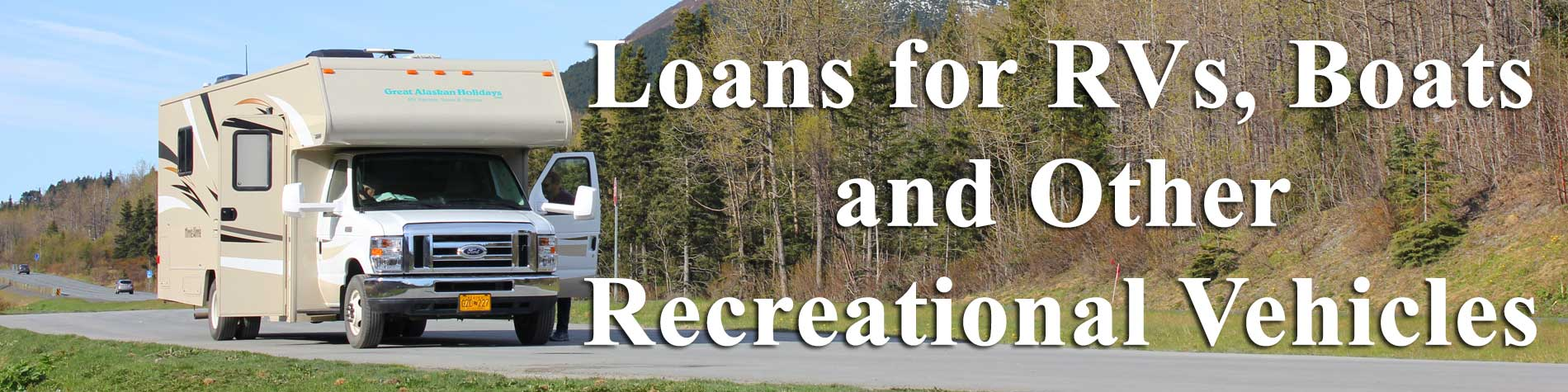 RV and Boat Loans